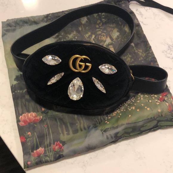 119245c00820 Gucci Accessories | Marmot Belt Bag | Poshmark